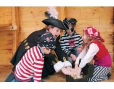 Piraten- & Meerjungfrauenfahrt